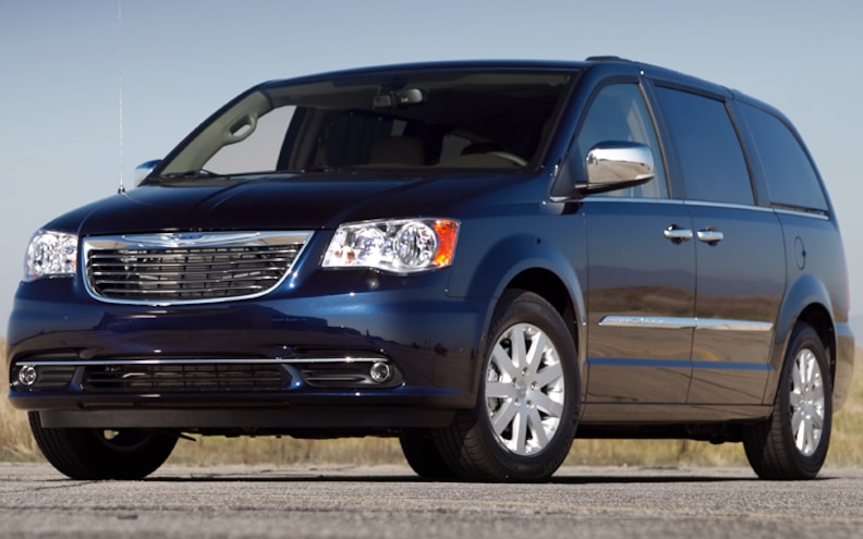 2011 Chrysler Town & Country Photo Gallery: What's New for 2011