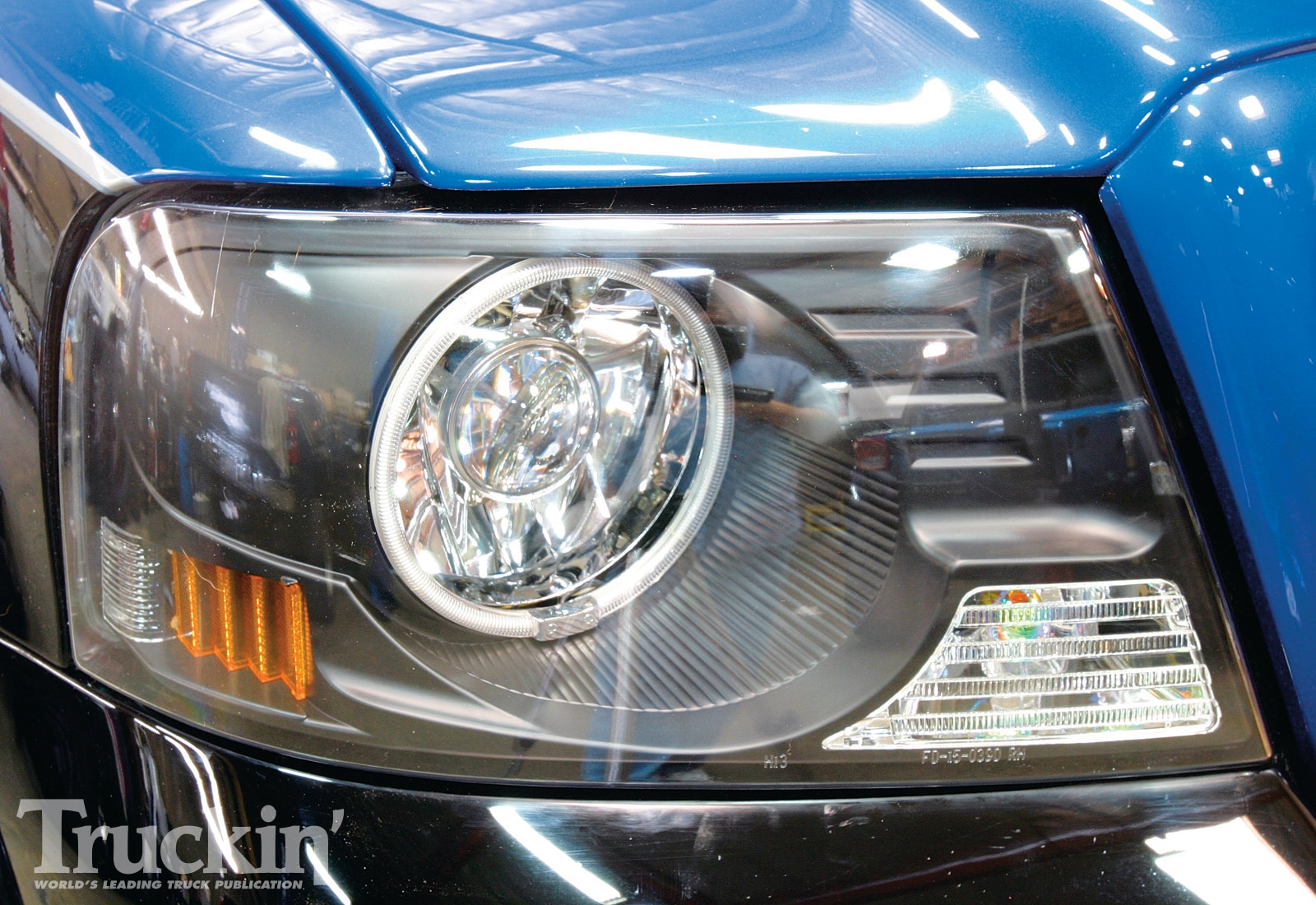 2007 Ford F150 Upgrades Euro Headlights And Tail Lights Truckin