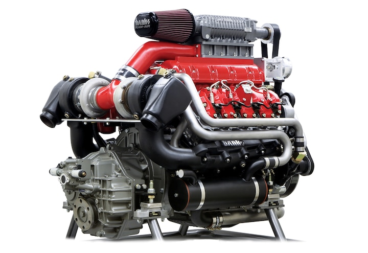 6.6L Duramax Diesel Engine - The Ultimax