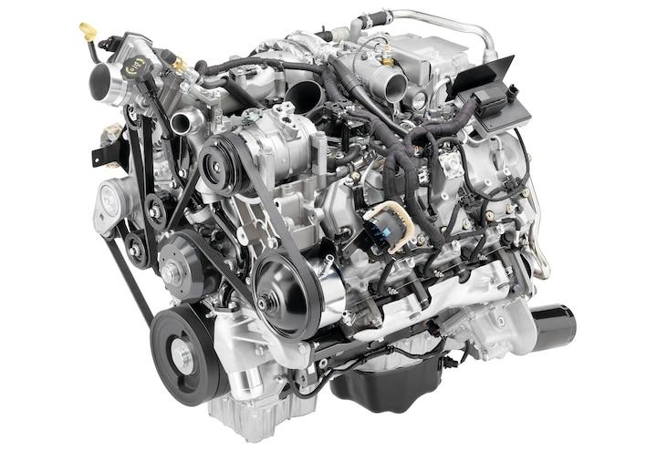2011 LML Duramax Diesel Engine - Inside The 2011 LML Duramax