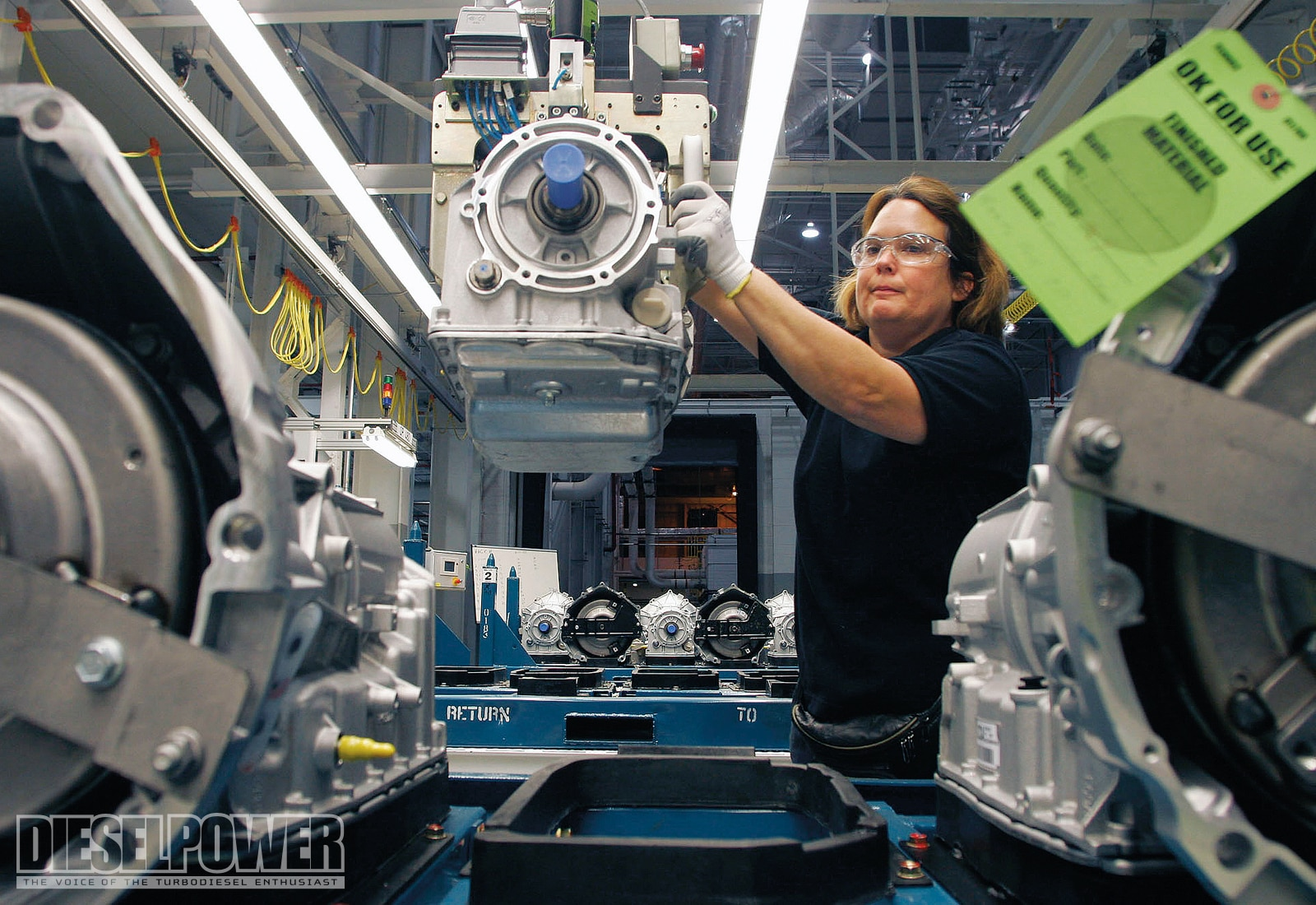 Allison 1000 Transmission - GM Diesel Trucks - Diesel Power