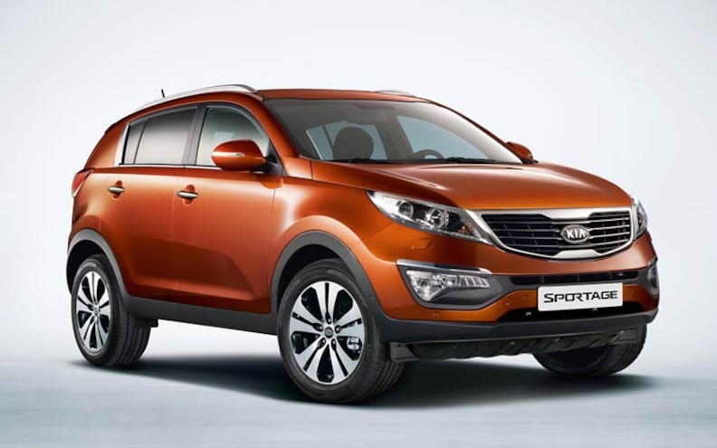 2011 Kia Sportage Photo Gallery