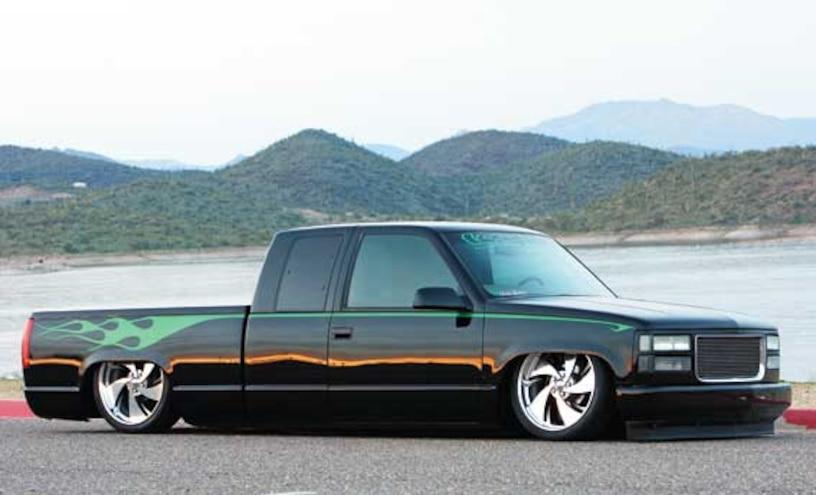1997 Chevy Silverado - Street Slayer