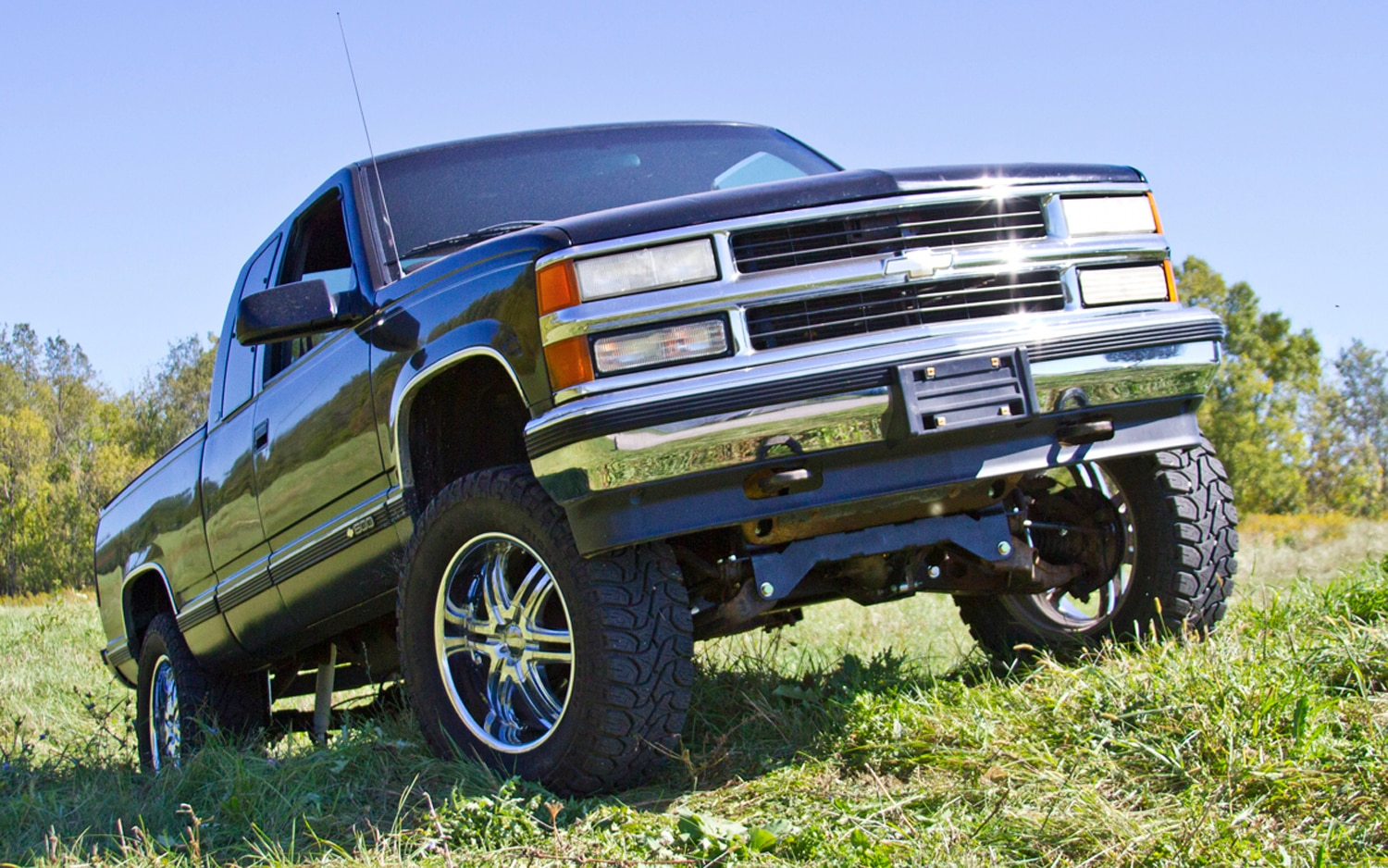Product Spotlight Zone Offroad 1988 98 Chevy Gmc 1 2 Ton Truck Six Inch Suspension Lift Kit Photo Image Gallery