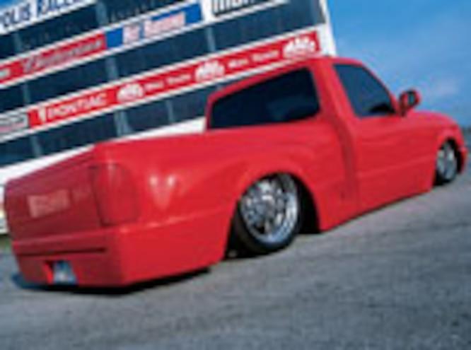 1994 Ford Ranger - Ground Hog