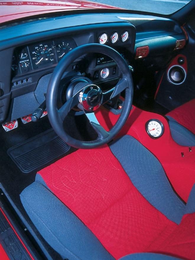 ground Hog Custom Truck steering Wheel