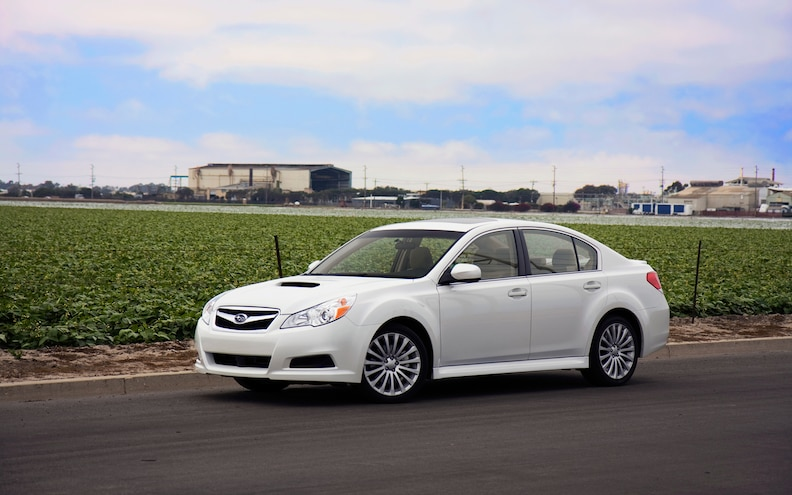 Long Term Update 6: 2010 Subaru Legacy GT