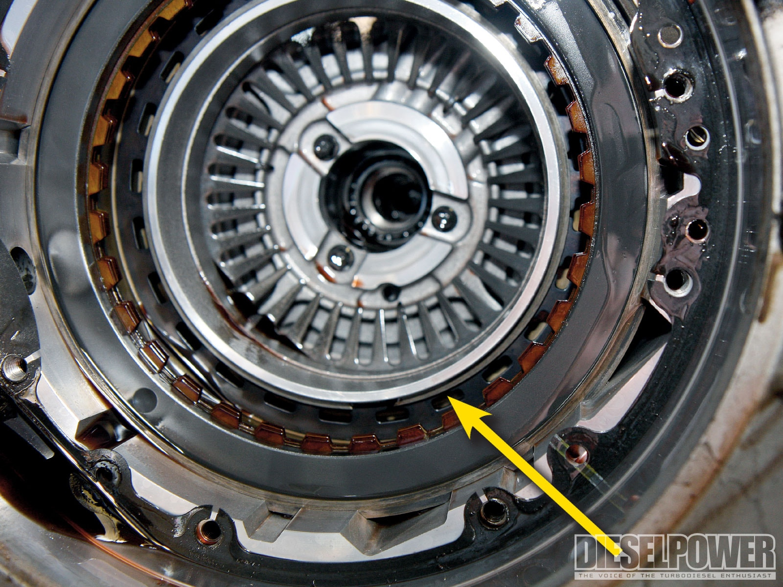 The Makings Of A Bulletproof Ford 4R100 Transmission