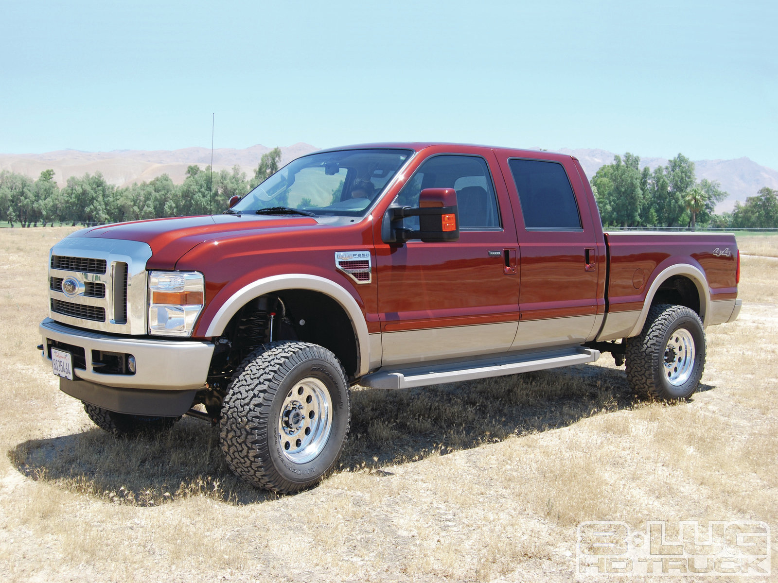 2008 Ford F250 - Project KR, Part II Photo & Image Gallery