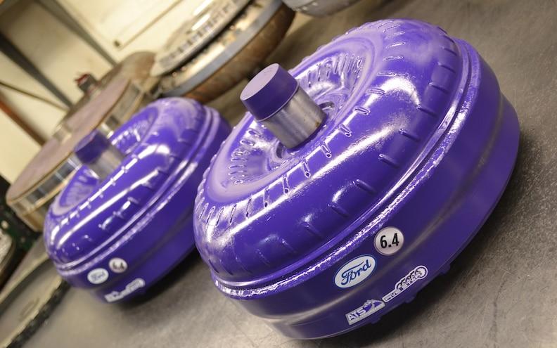 Product Spotlight: ATS Five Star Torque Converter for 2007.5-2010 Ford 6.4L Power Stroke Diesel