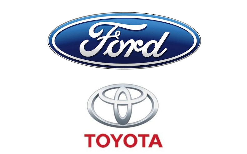 Ford, Toyota to Collaborate on Truck and SUV Hybrid Technologies