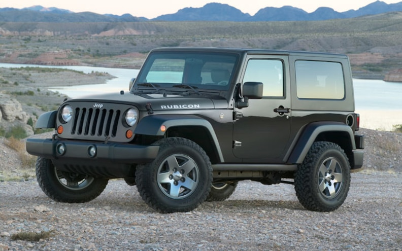 Fire Risk: NHTSA Investigating 2010 Jeep Wrangler