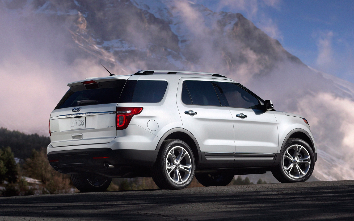 Ford Com Mx >> 2012 Ford Explorer Photo Gallery Photo Image Gallery