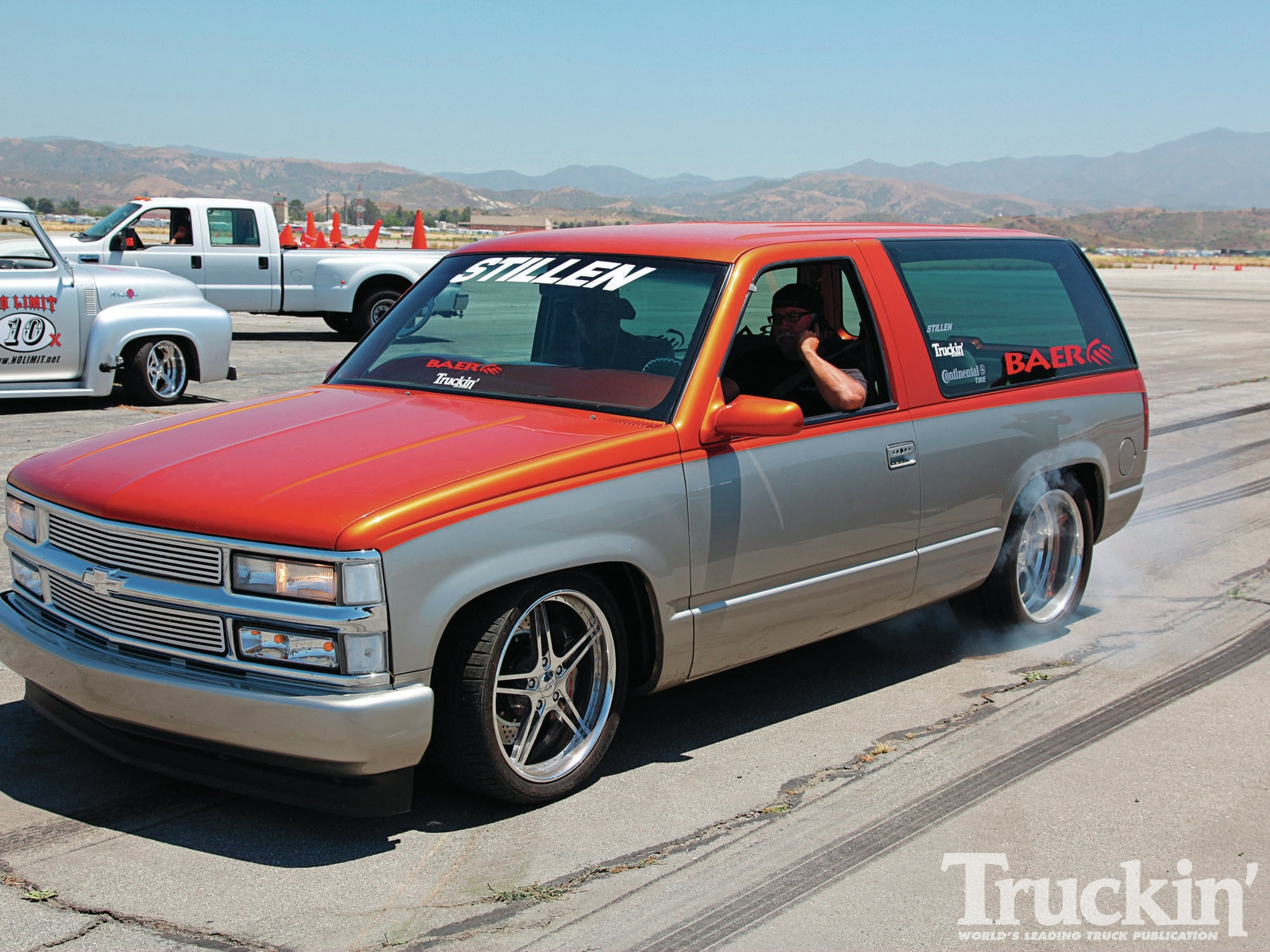 2011 Throwdown Performance Competition - 1996 Chevy Tahoe