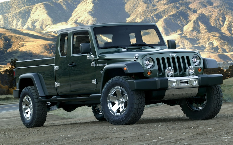 Jeep Update: Pickup Coming, Wrangler Built At Toledo, Cherokee Goes to MI or IL