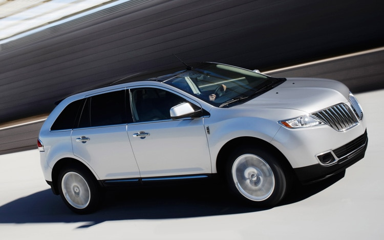 2011 Lincoln MKX In Motion