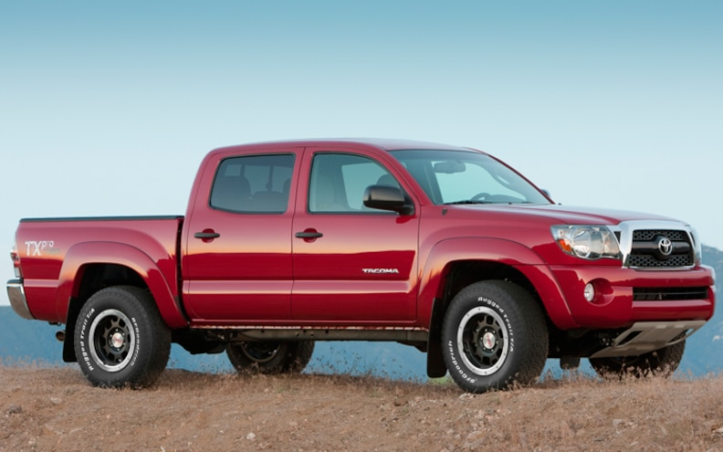 Toyota Commences Tacoma Production at Texas Plant