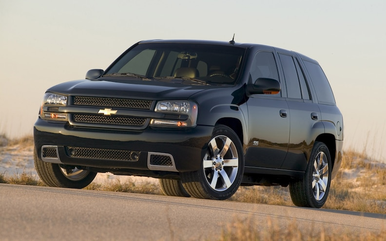 NHTSA Expands Investigation of Melting Window Switches on Chevrolet Trailblazer