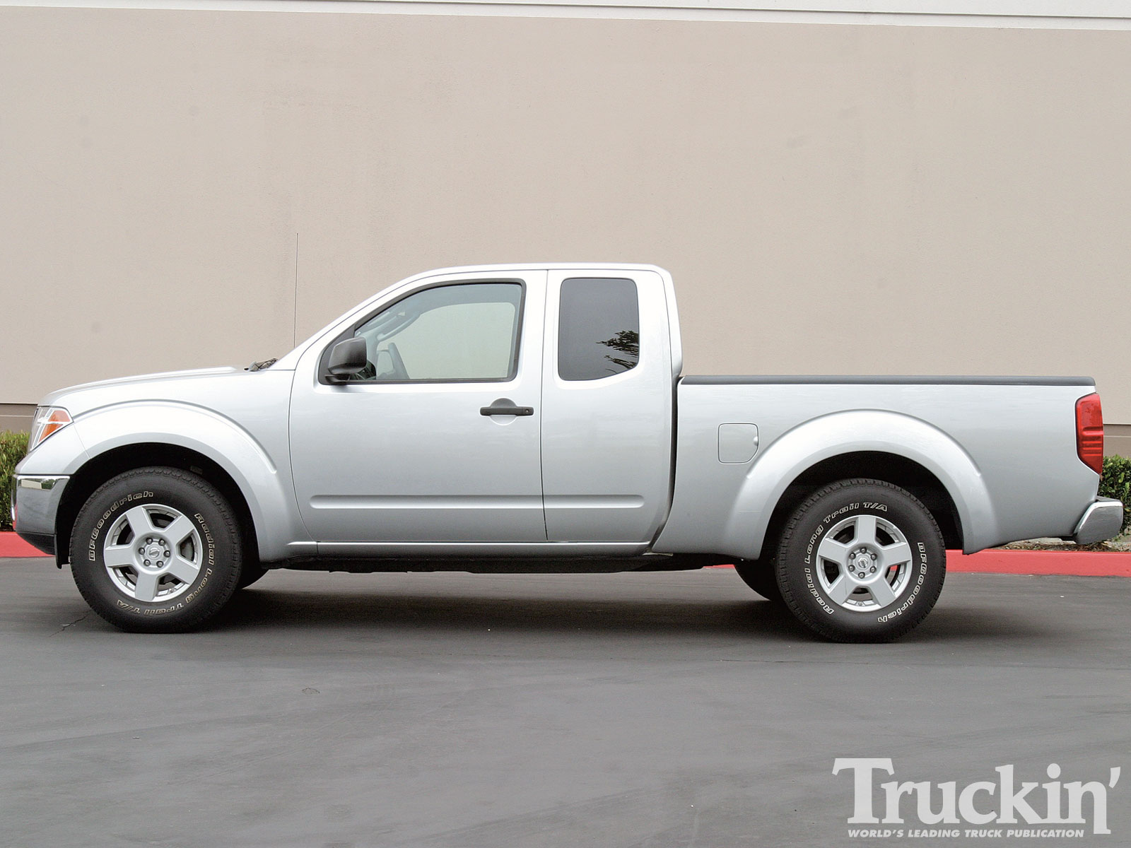2006 Nissan Frontier Buildup Daystar 2 Inch Leveling Kit Truckin