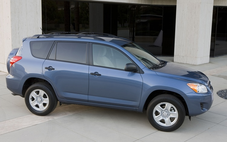 2011 Toyota RAV4 Base Passengers Side