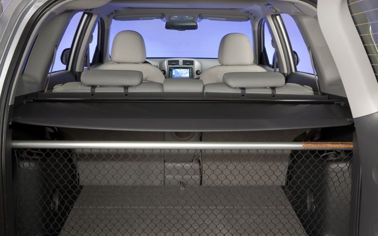 2011 Toyota RAV4 Limited Rear Cargo