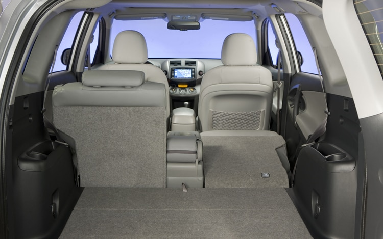 2011 Toyota RAV4 Limited Seats
