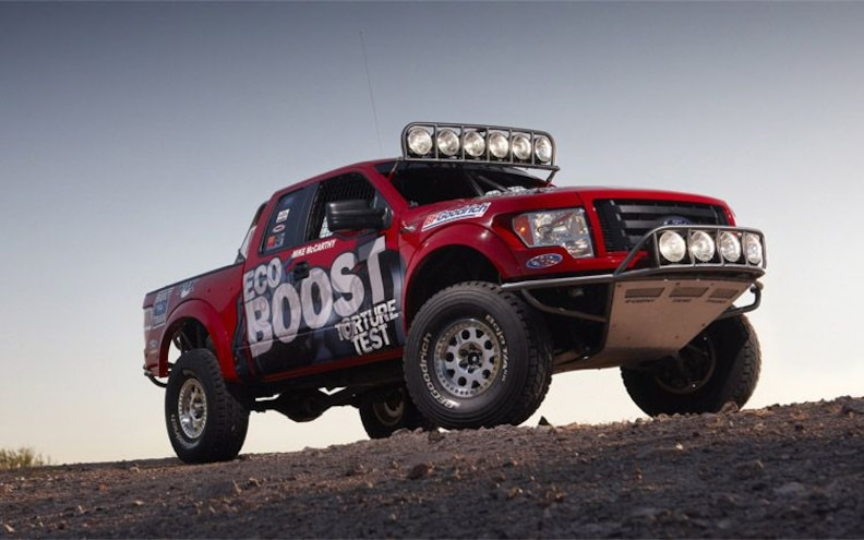 Torture Test: Ford Heads to Baja 1000 With EcoBoosted F-150 Racer