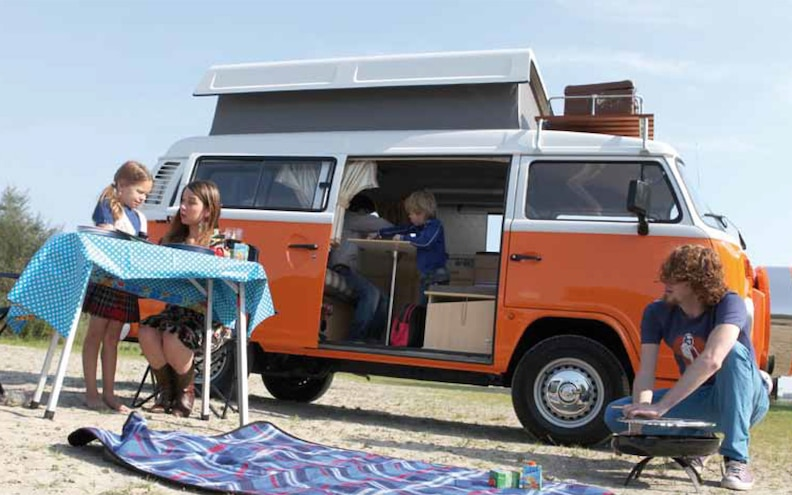 Volkswagen's New European Camper Van Is An Old Brazilian Microbus