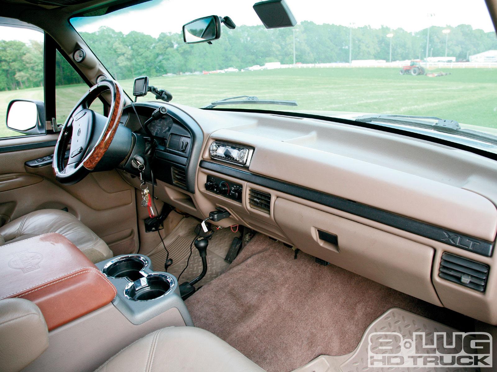 1996 Ford F350 Super Duty - Complete Transformation Photo