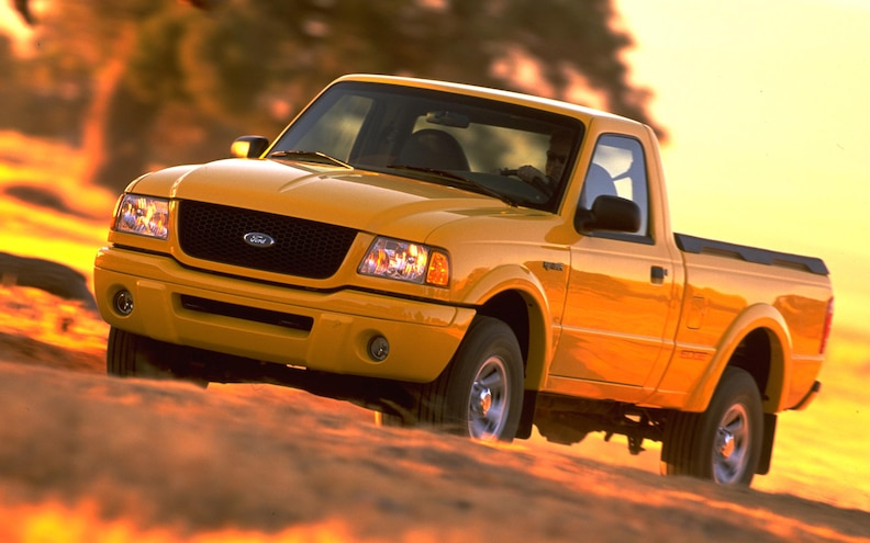 End of the Line: Ford Ranger Ends Production December 19