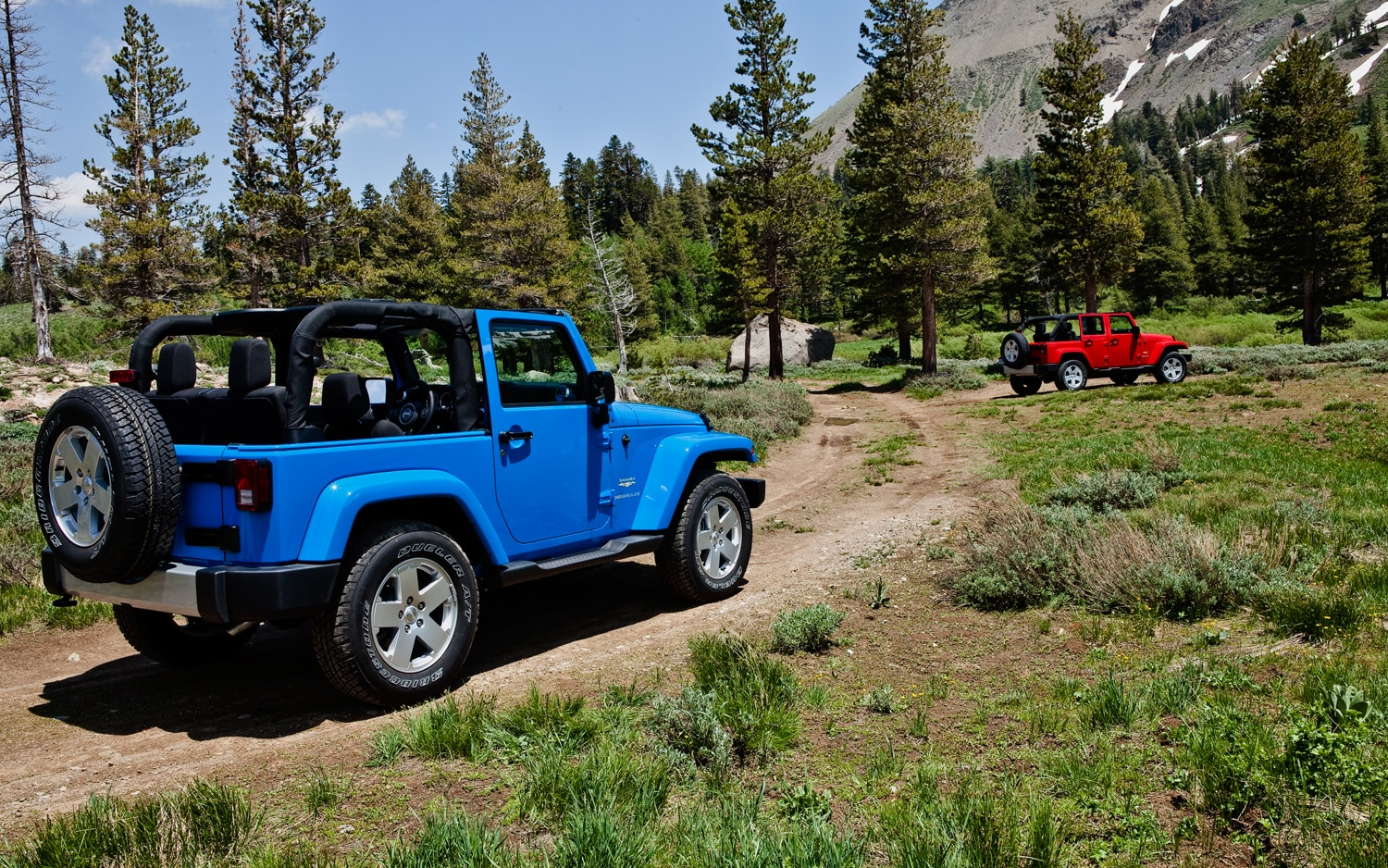 2012 Jeep Wrangler Trial Rated