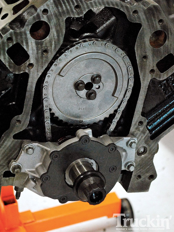5 3L 383 Stroker Engine Build - Total Engine Airflow Heads