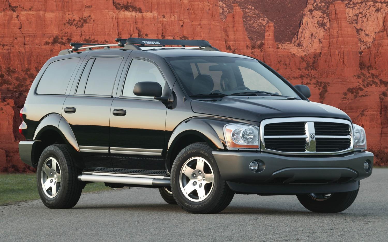 2004 2009 Dodge Durango Pre Owned Truck Trend
