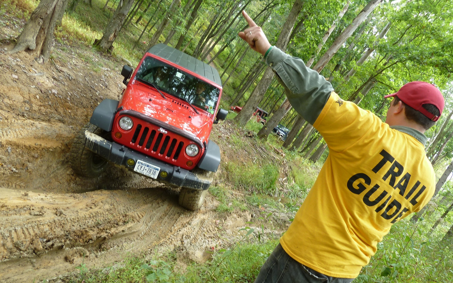 2011 Jeep Jamboree Trail Guide