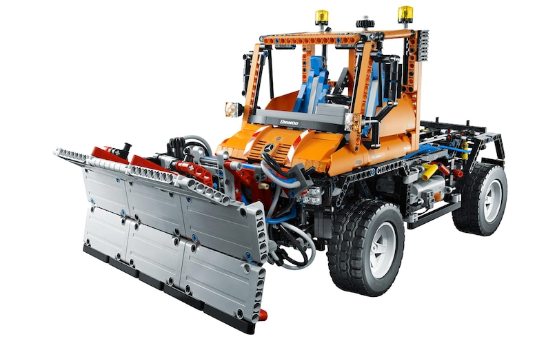 Product Spotlight: Unimog and Lego Connect For the TECHNIC U400