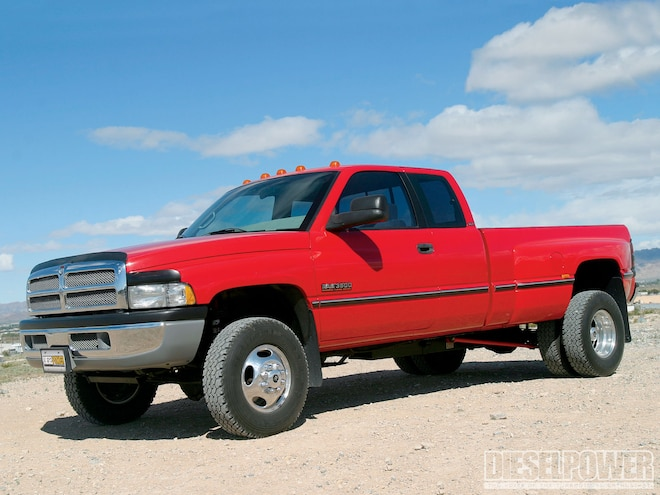 world s toughest tow rig 1996 dodge ram 3500 diesel power magazine truck trend