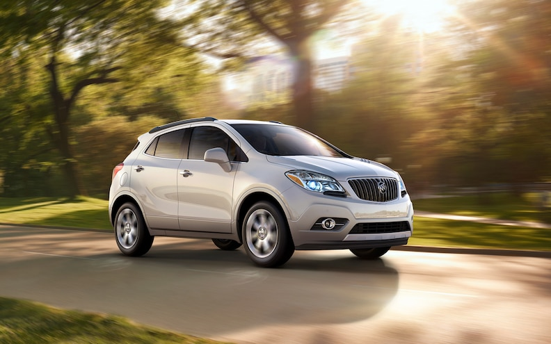 Buick Encore Shortage Caused by Unforeseen Demand