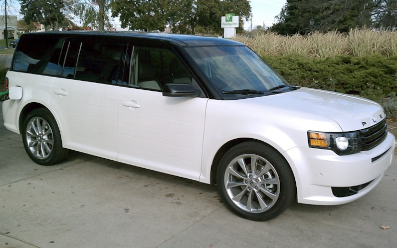 First Drive: 2011 Ford Flex Titanium