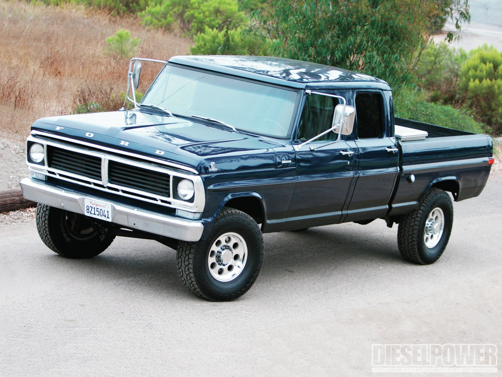 1970 Ford F-250 Crew Cab: Low-Budget, High-Value Photo & Image Gallery