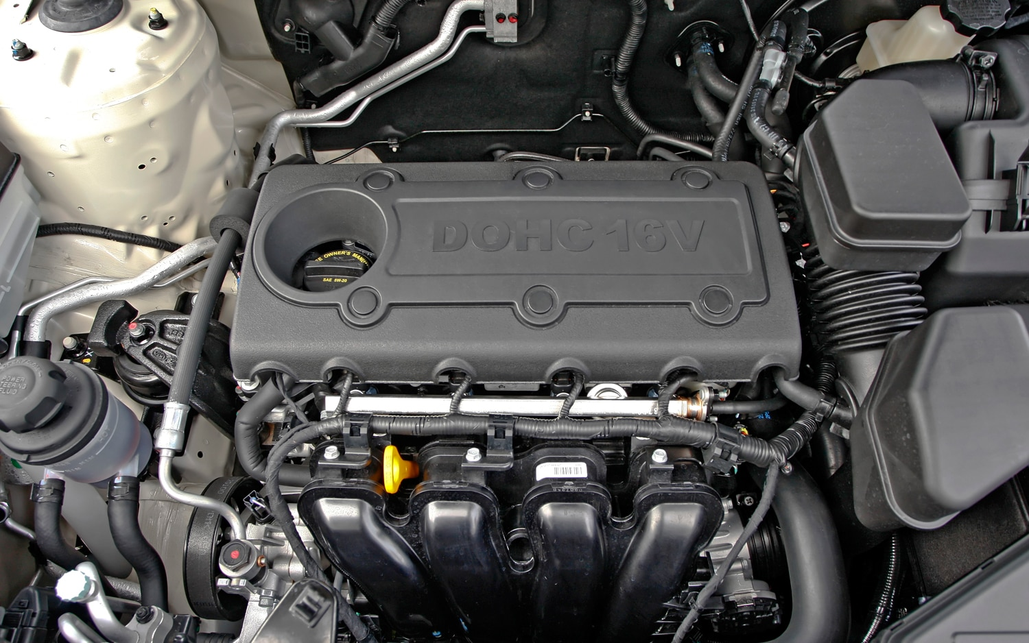 2012 Kia Sorento Engine