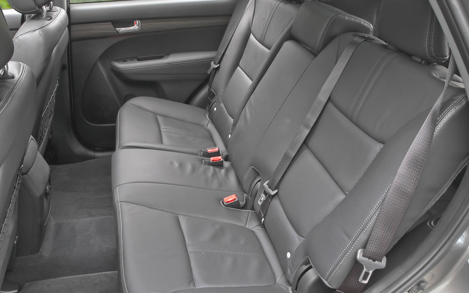 2012 Kia Sorento Rear Seating 2
