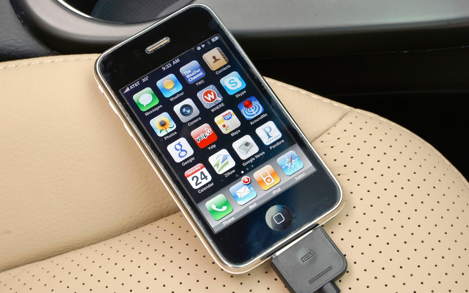 2012 Kia Sorento Iphone