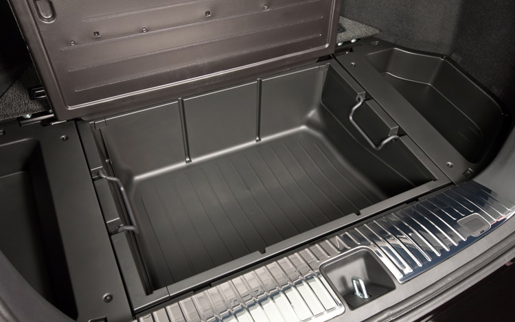 2011 Honda Accord Crosstour Hatch Storage
