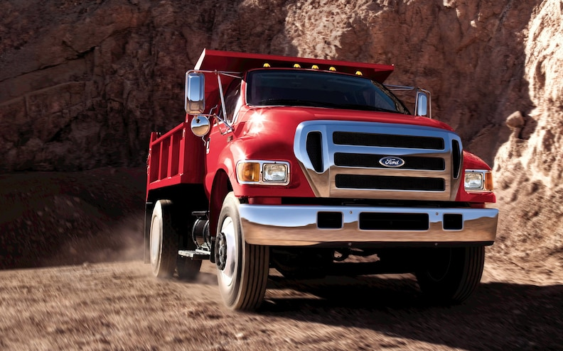 2007 Ford F 750