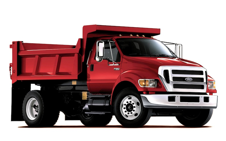 2011-2015 Ford F-650, F-750 Recalled for Seatbelt Anchors