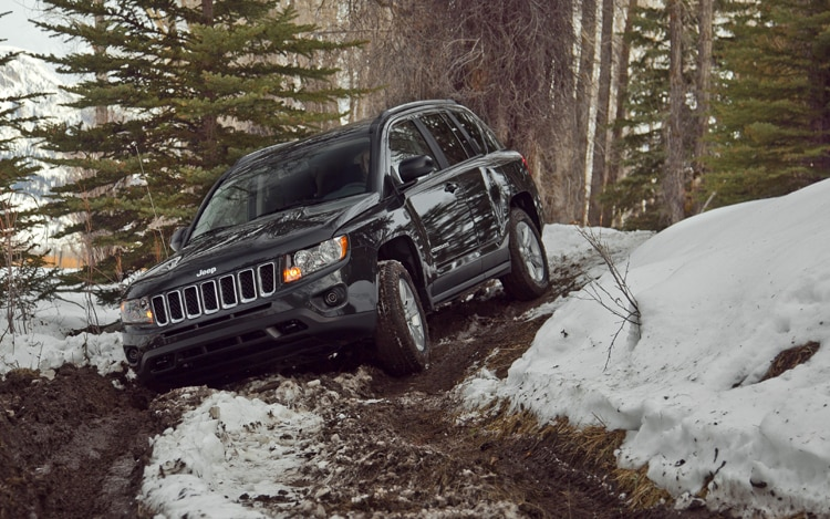 First Drive: 2011 Jeep Compass