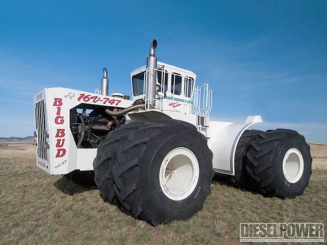 Big Bud: The World's Largest Farm Tractor