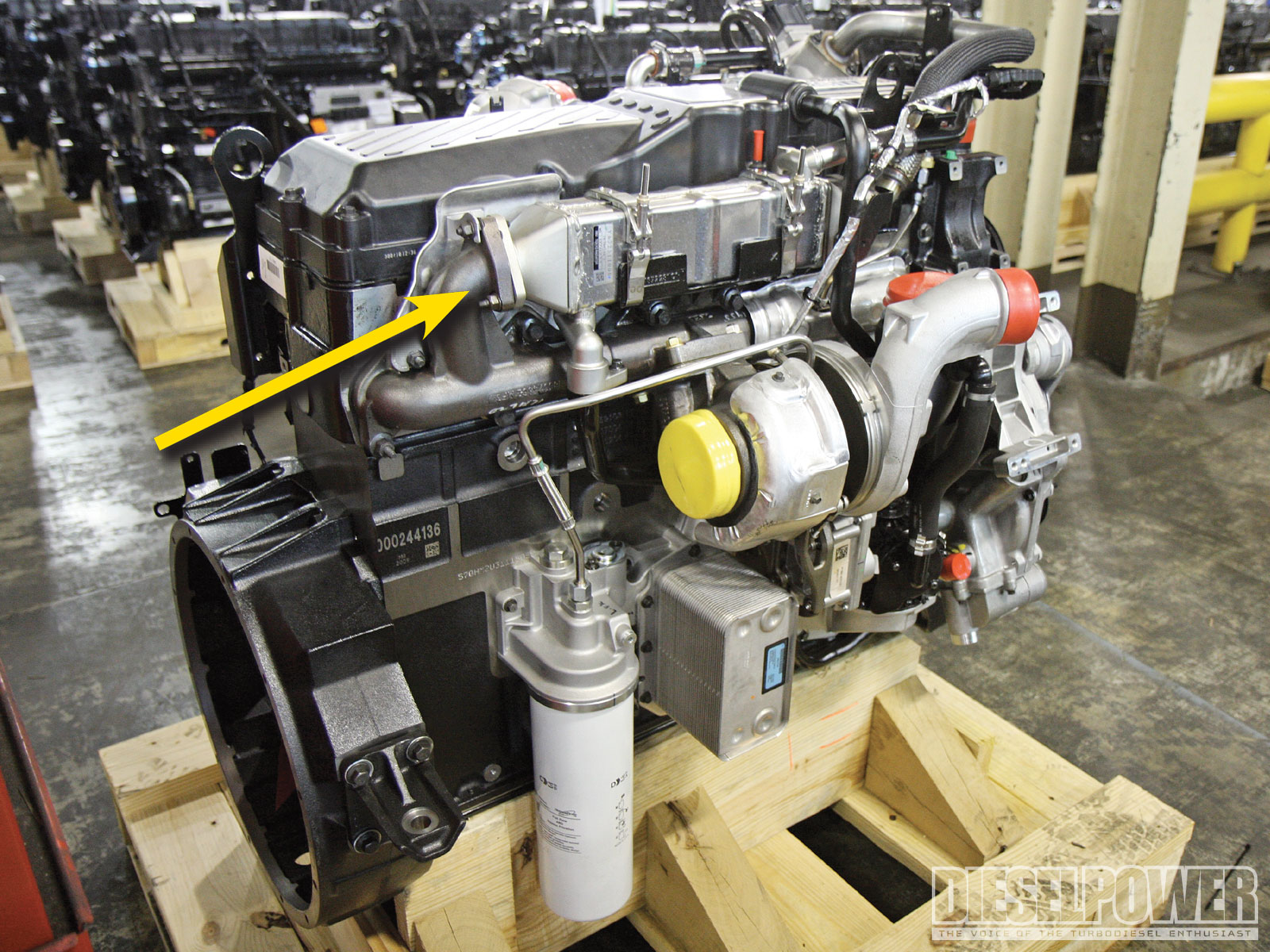Building The Legendary Navistar DT466 - Diesel Power Magazine
