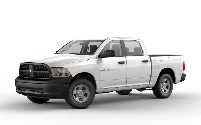 Chrysler Expands Ram 1500 Tradesman to Include Bigger Cabs
