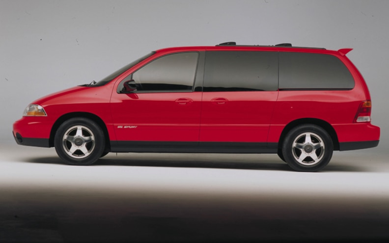 Recall Alert: Ford Recalling 425,288 1999-2003 Windstar Minivans for Suspension Issues